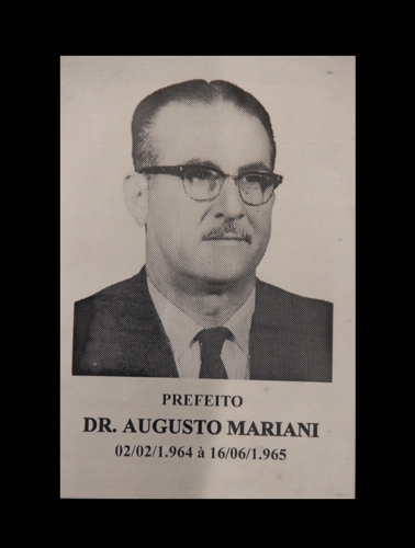 Dr. Augusto Mariane